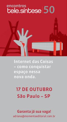 50º Tele.Síntese São Paulo – 17 de outubro