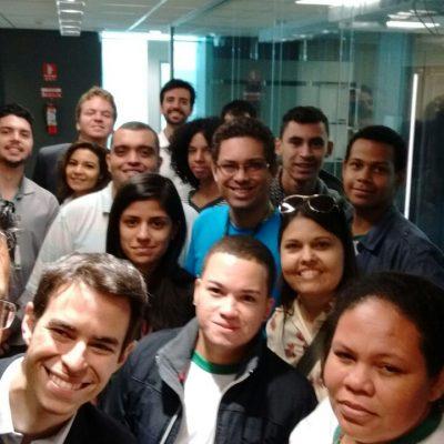 Projeto Socioemocional Visita Microsoft self